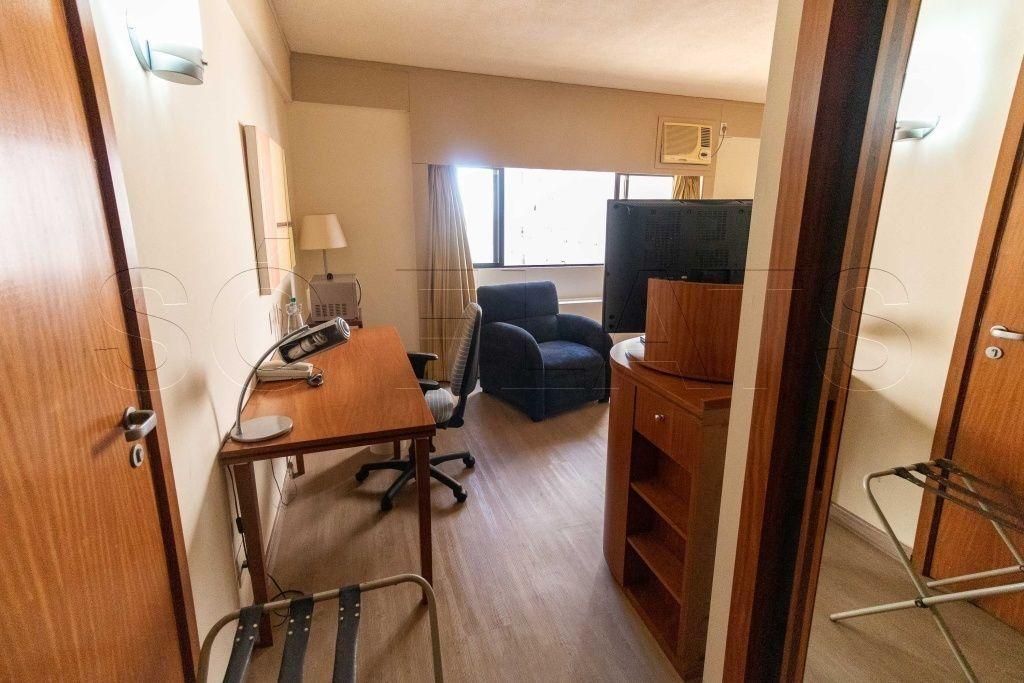 Flat de 1 dormitório em Vila Clementino, São Paulo - SP