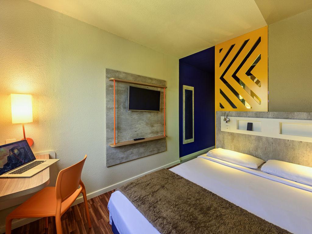 Flat de 1 dormitório em Centro, São Paulo - SP