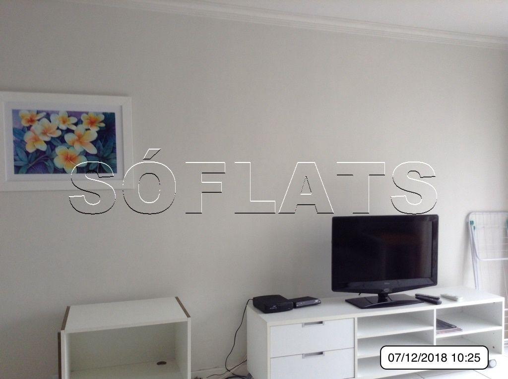 Flat de 2 dormitórios à venda em Jardins, São Paulo - SP