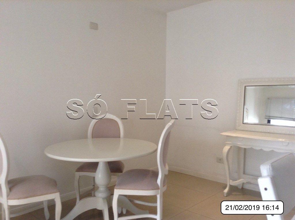 Flat de 1 dormitório à venda em Vila Nova Conceição, São Paulo - SP