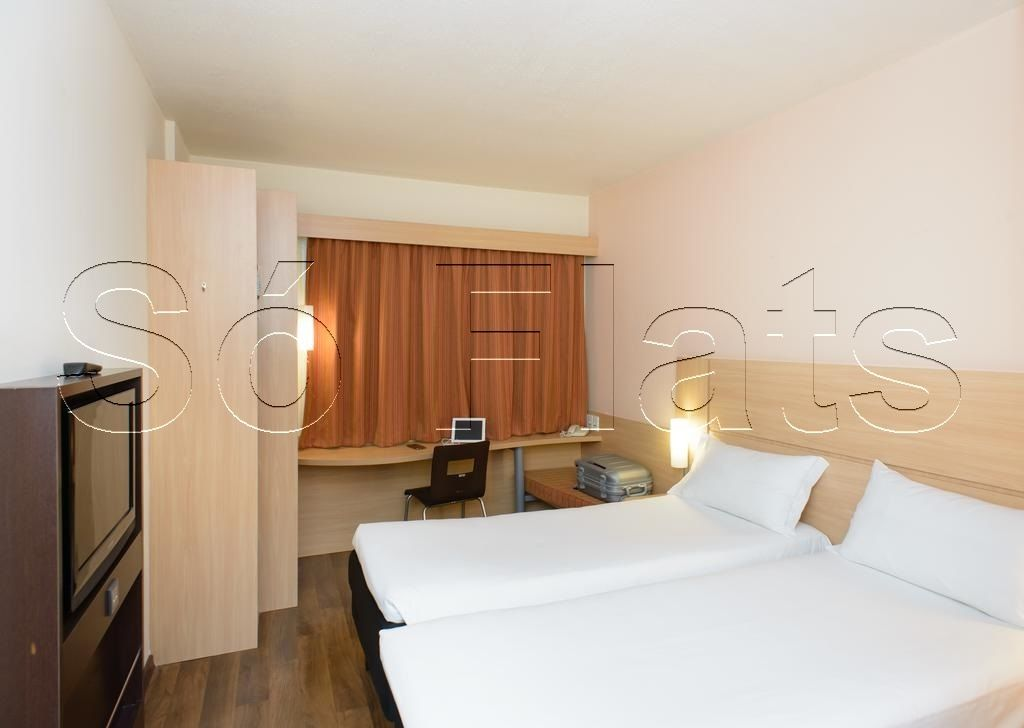 Flat de 1 dormitório em Rio Vermelho, Salvador - BA