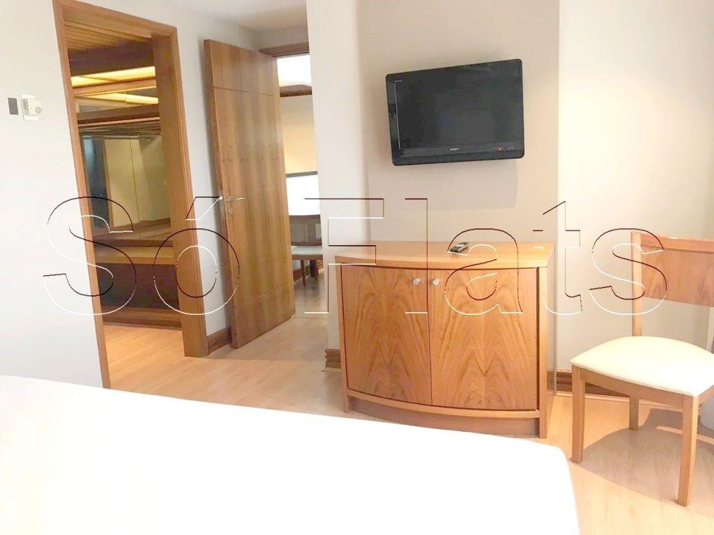 Flat de 2 dormitórios à venda em Pinheiros, São Paulo - SP