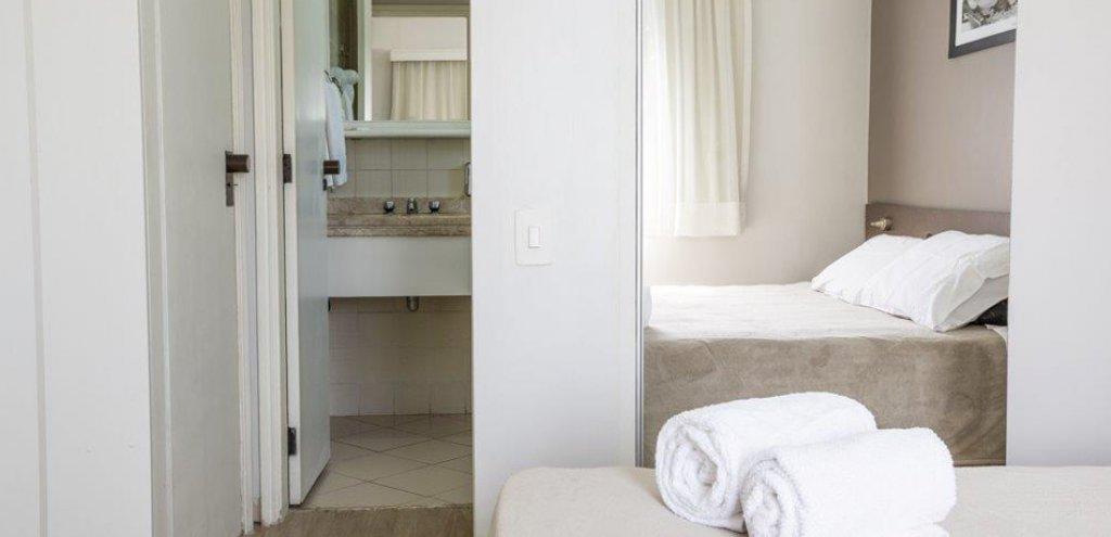 Flat de 1 dormitório em Itaim Bibi, São Paulo - SP