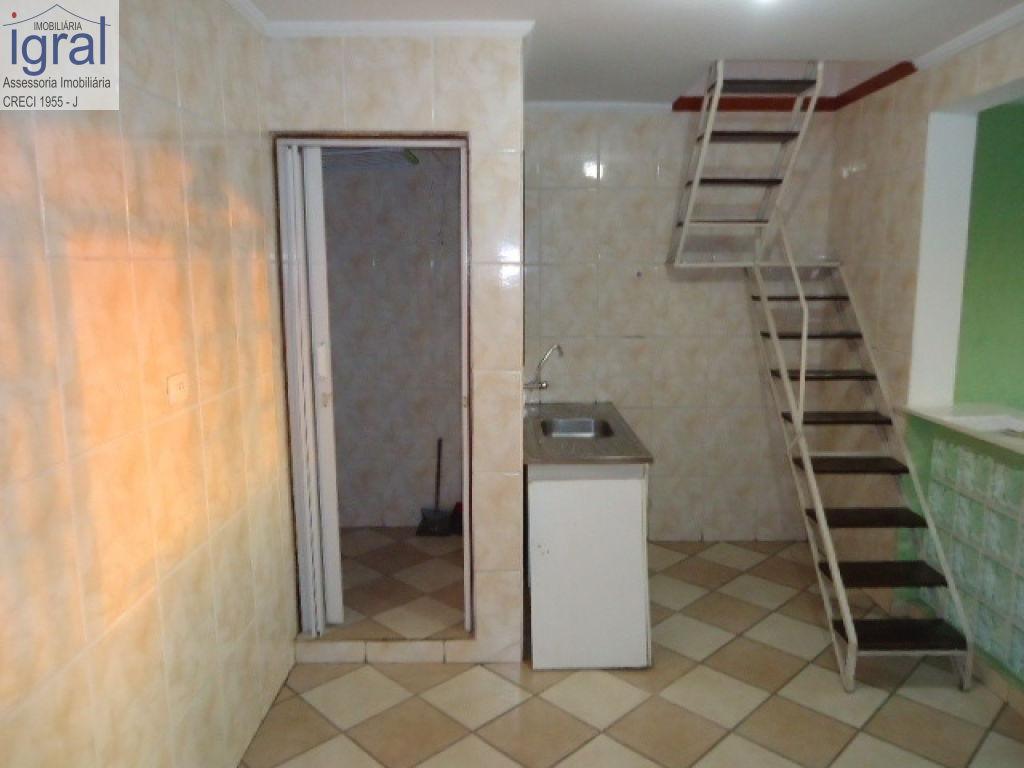 Casa Térrea para Locação - Vila Campestre