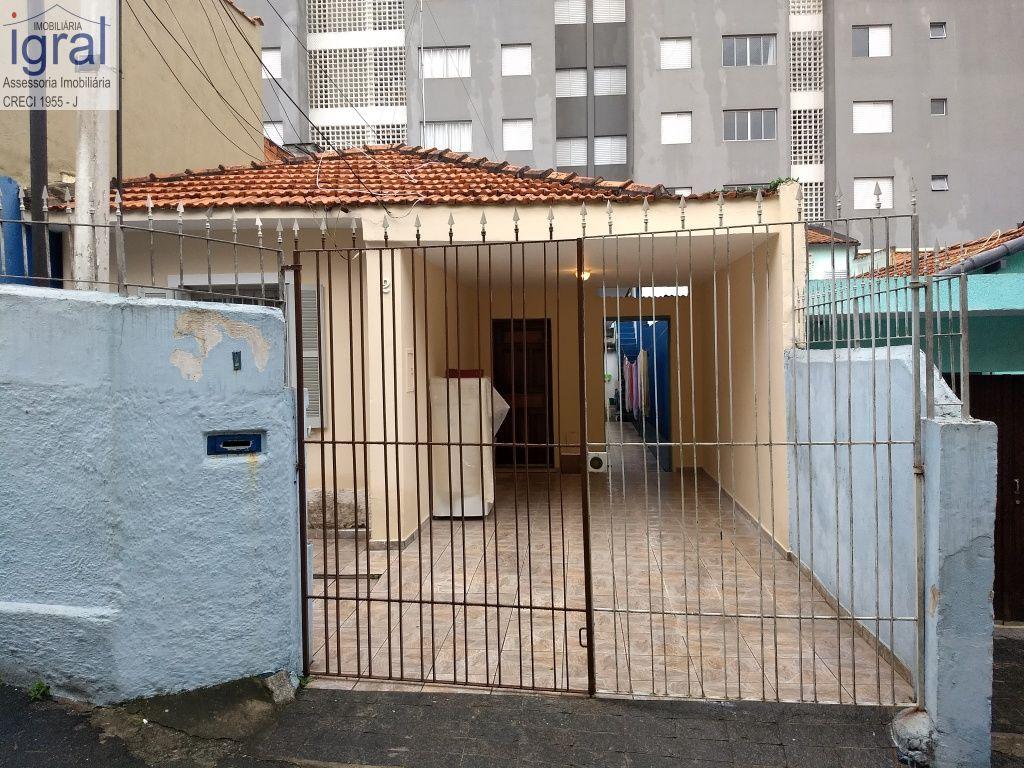 Casa Térrea para Locação - Vila Guarani (Z Sul)