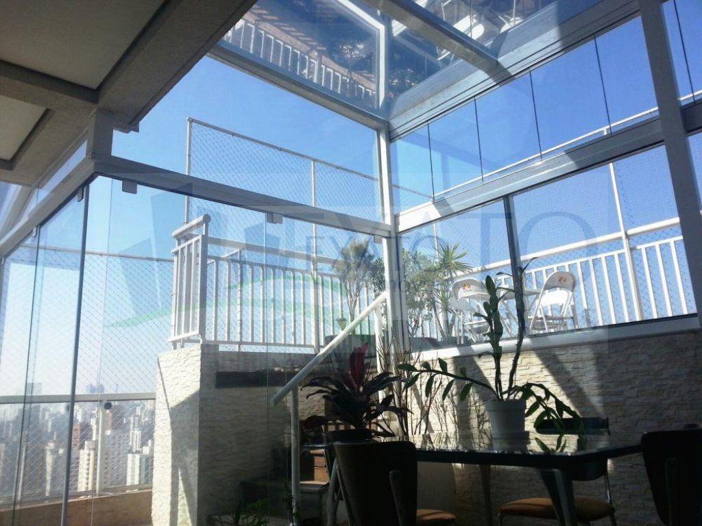 Cobertura de 3 dormitórios em Pinheiros, São Paulo - SP