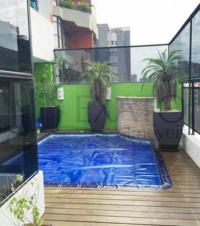 Cobertura de 3 dormitórios à venda em Pinheiros, São Paulo - SP