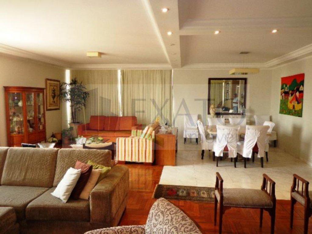Apartamento de 4 dormitórios à venda em Paraíso, São Paulo - SP