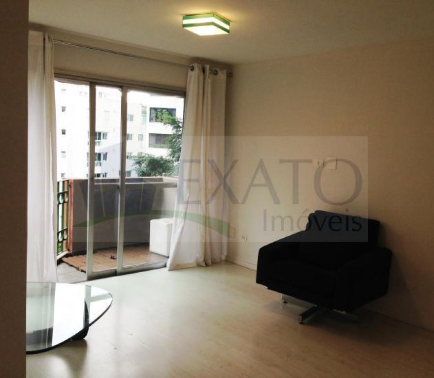 Apartamento de 1 dormitório em Real Parque, São Paulo - SP