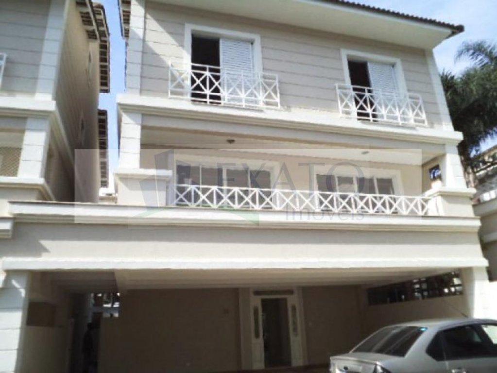 Casa De Condomínio de 4 dormitórios à venda em Moema, São Paulo - SP