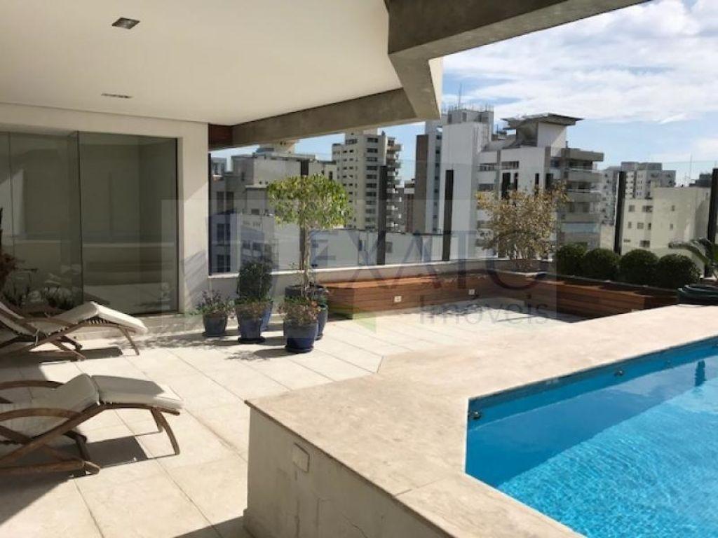 Cobertura para Locação - Vila Nova Conceição