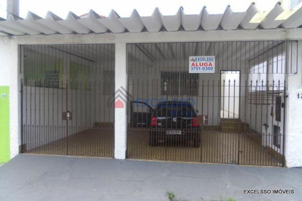 CASA TÉRREA para Locação - Jardim Alvorada (Zona Oeste)