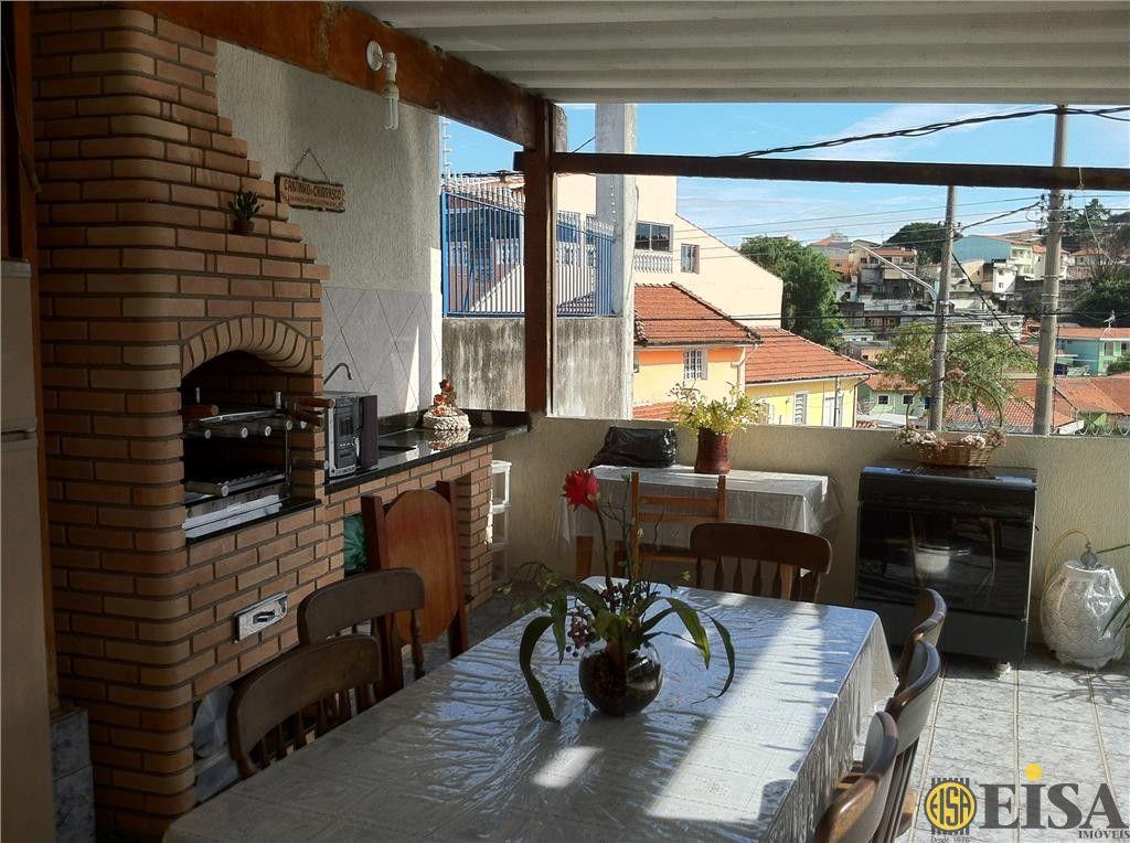 Casa Comercial de 3 dormitórios à venda em Vila Isolina Mazzei, São Paulo - SP
