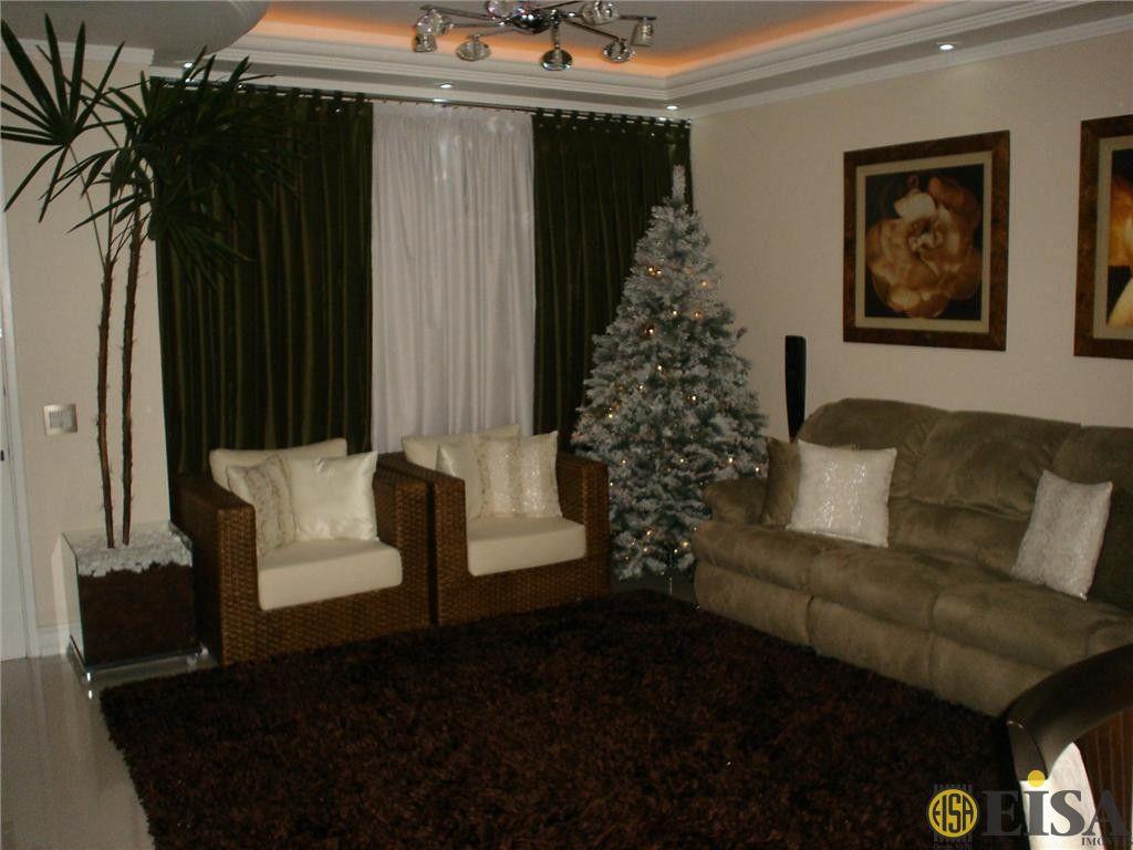 Casa De Condomãnio de 3 dormitórios em Mandaqui, Sã?o Paulo - SP