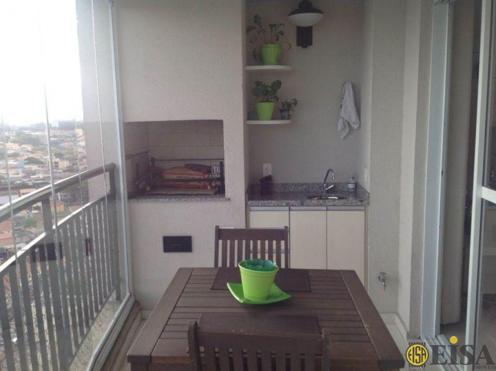 Cobertura de 3 dormitórios em Vila Moreira, Guarulhos - SP