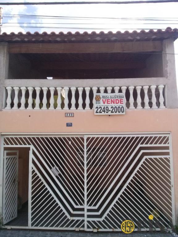 Casa De Condomínio de 2 dormitórios à venda em Parque Continental Ii, Guarulhos - SP
