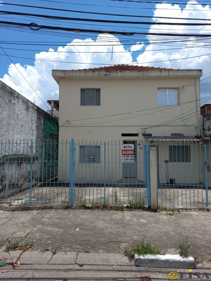 Casa Térrea para Locação - Jardim Brasil Zona Norte