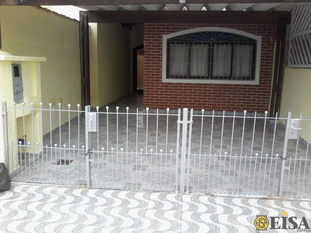 Casa De Condomínio de 2 dormitórios à venda em Vila Caiçara, Praia Grande - SP