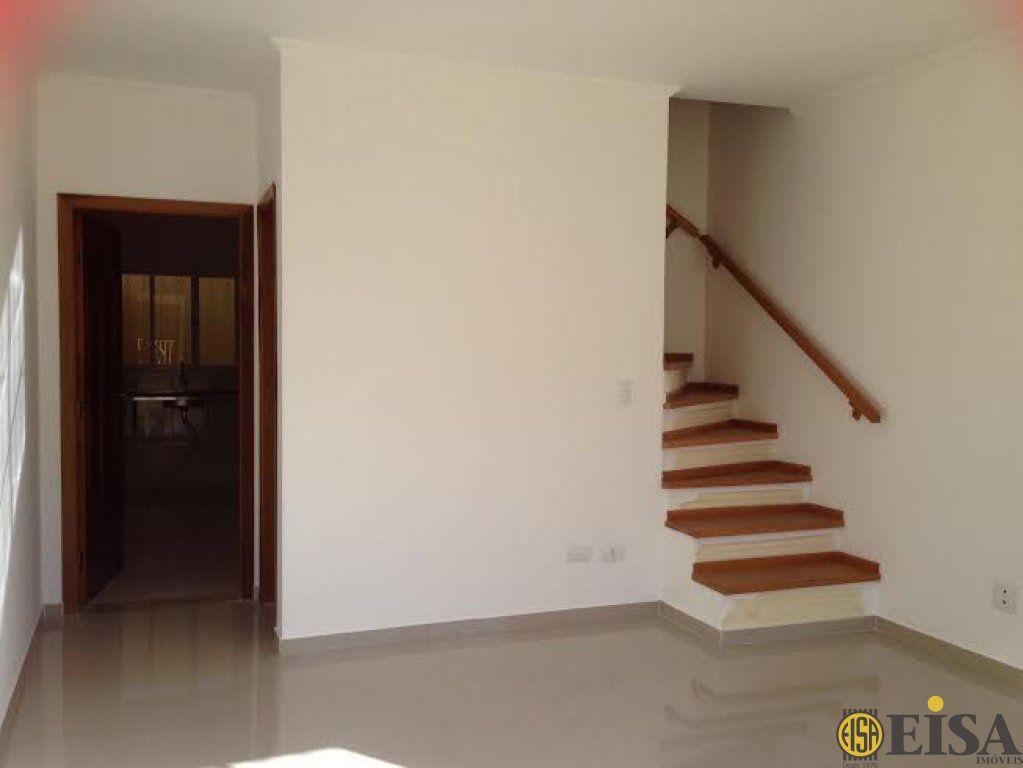 Casa De Condomínio de 2 dormitórios à venda em Americanópolis, São Paulo - SP