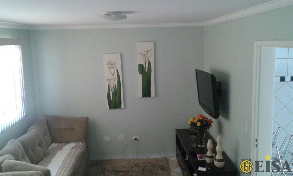 Casa De Condomínio de 2 dormitórios à venda em Vila Nivi, São Paulo - SP