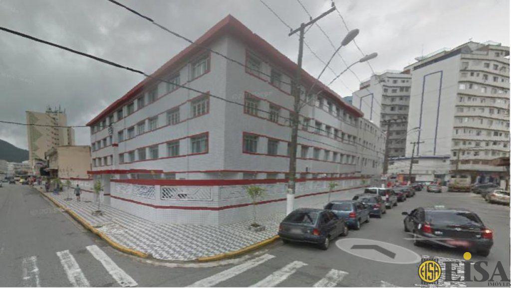 Cobertura de 1 dormitório em Boqueirã?o, Praia Grande - SP