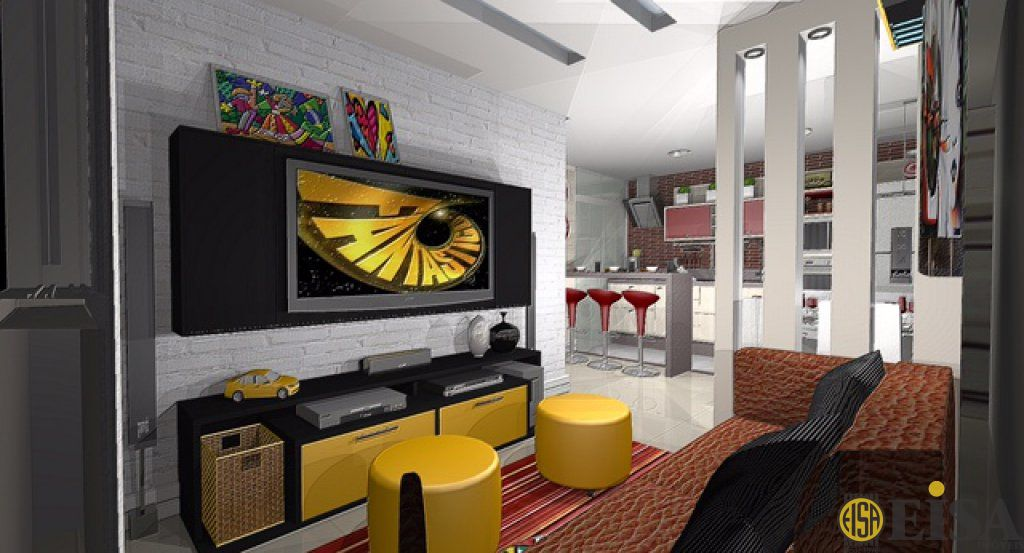 Casa De Condomãnio de 1 dormitório em Jardim Brasil Zona Norte, Sã?o Paulo - SP