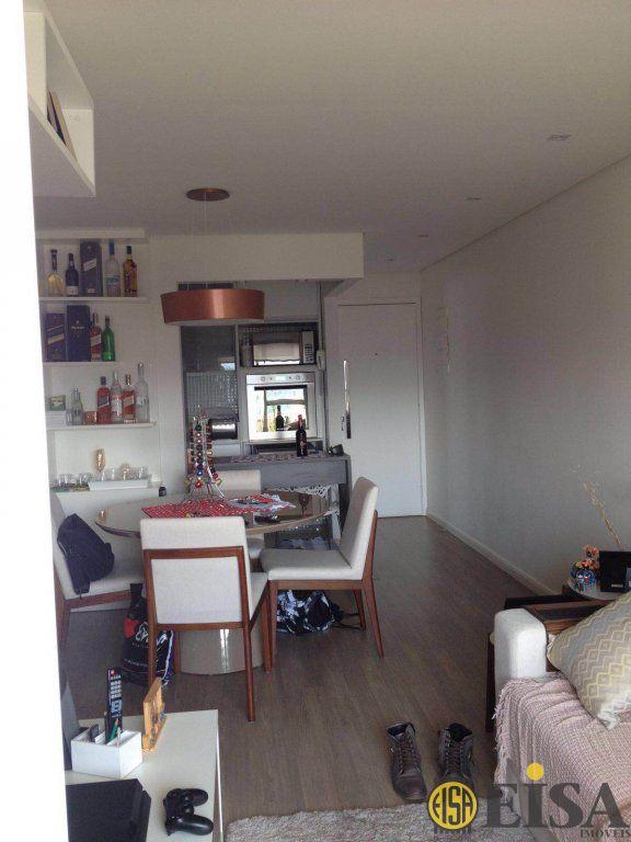 Cobertura de 2 dormitórios em Lauzane Paulista, Sã?o Paulo - SP