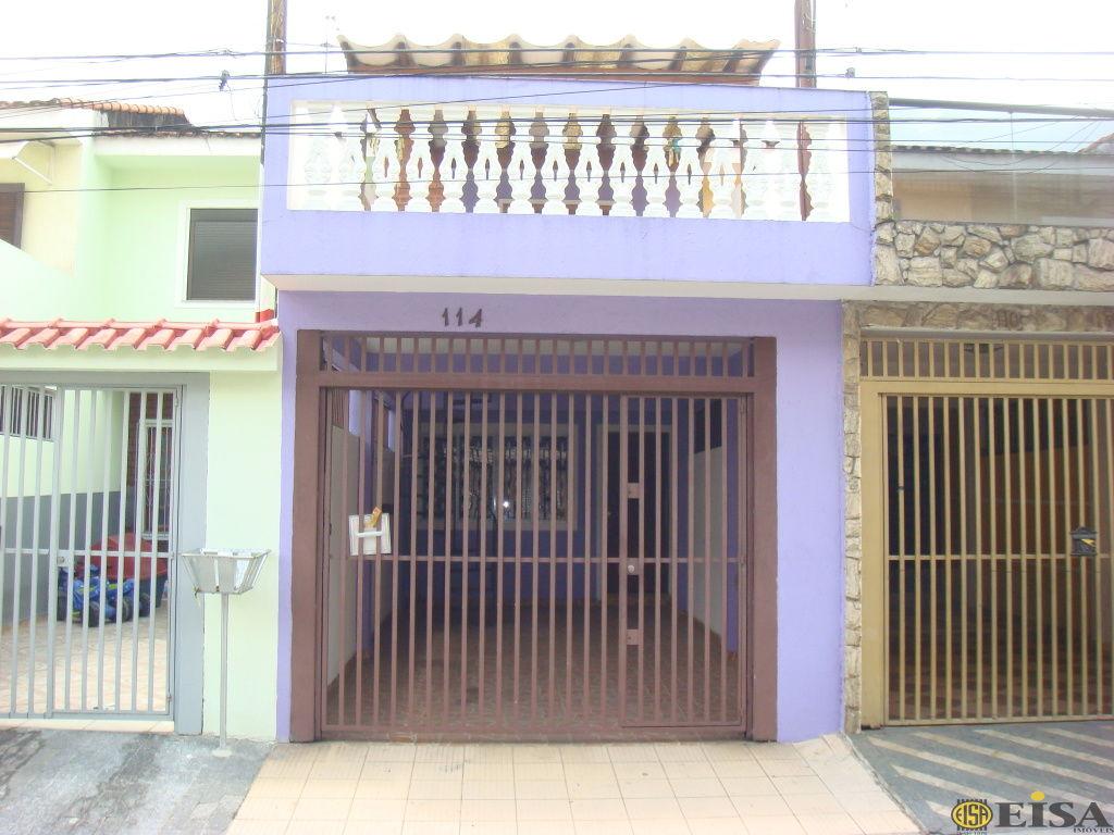 SOBRADO para Venda - Jardim Brasil Zona Norte