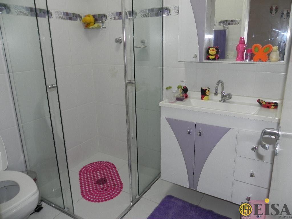 Cobertura de 3 dormitórios à venda em Vila Gustavo, São Paulo - SP