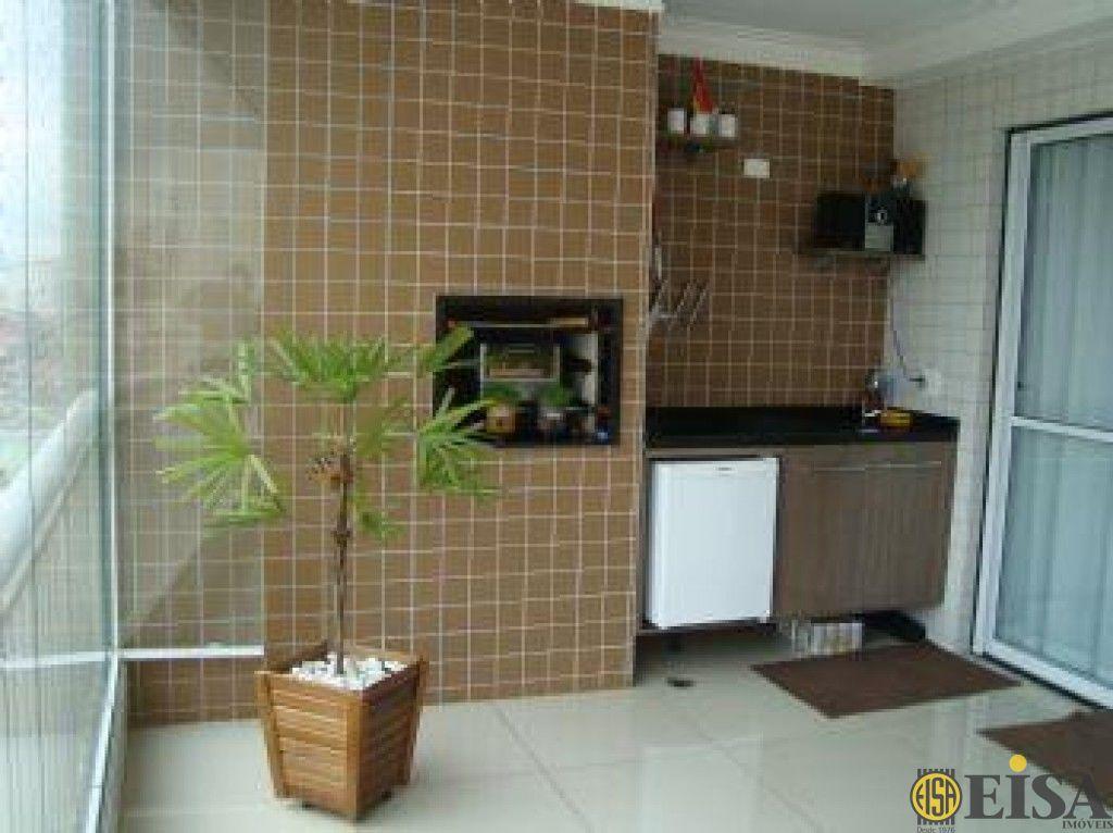 Cobertura de 3 dormitórios à venda em Lauzane Paulista, São Paulo - SP