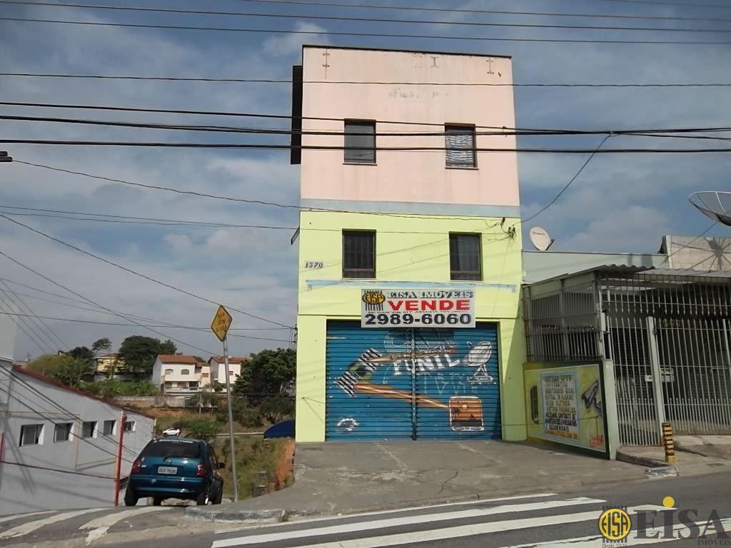 Comercial à venda em Vila Mazzei, São Paulo - SP