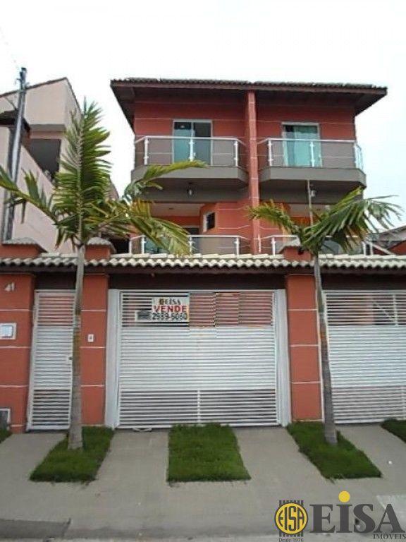 Casa De Condomãnio de 3 dormitórios à venda em Jardim Santa Mena, Guarulhos - SP