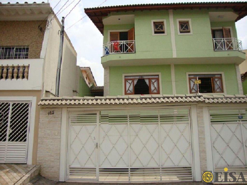 Casa De Condomínio de 4 dormitórios à venda em Jardim Santa Mena, Guarulhos - SP