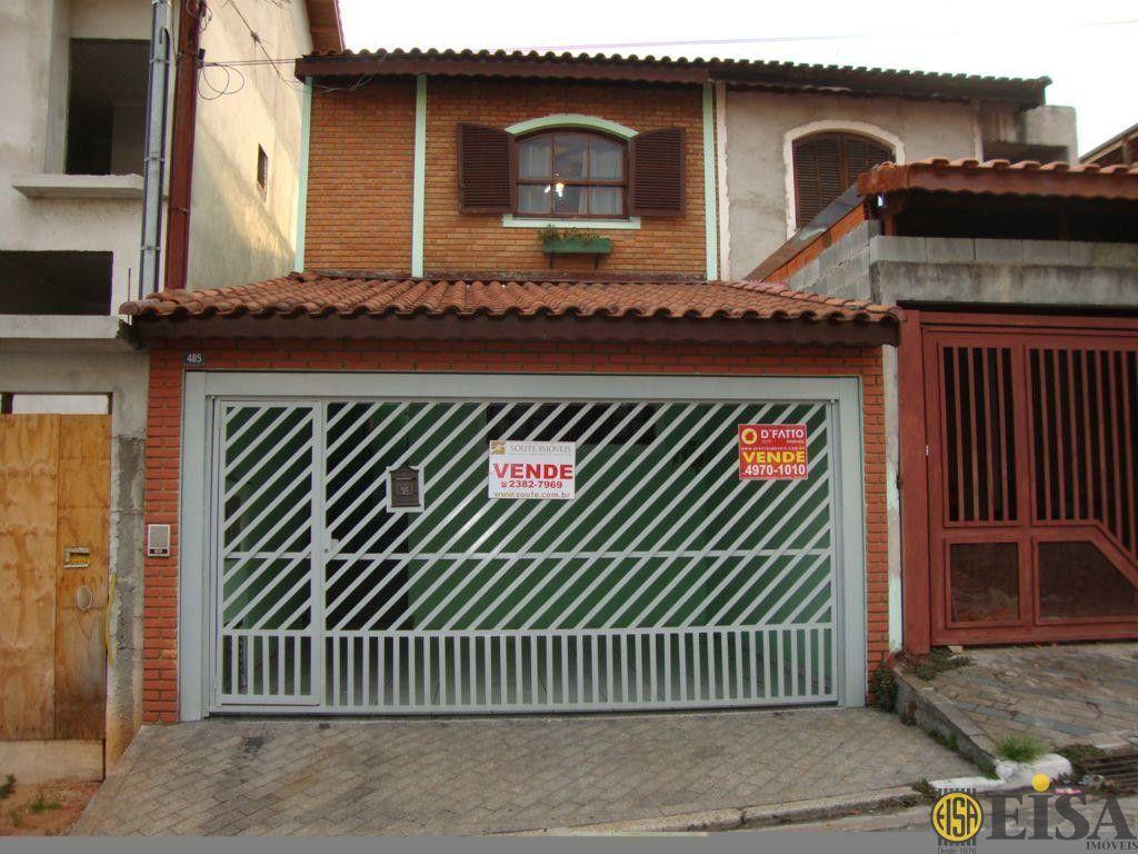 Casa De Condomãnio de 3 dormitórios em Vila Augusta, Guarulhos - SP