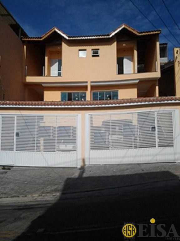Casa De Condomãnio de 3 dormitórios à venda em Parque Continental Ii, Guarulhos - SP