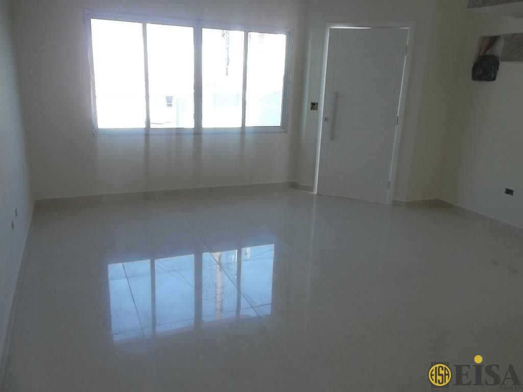Casa De Condomínio de 3 dormitórios à venda em Vila Isolina Mazzei, São Paulo - SP