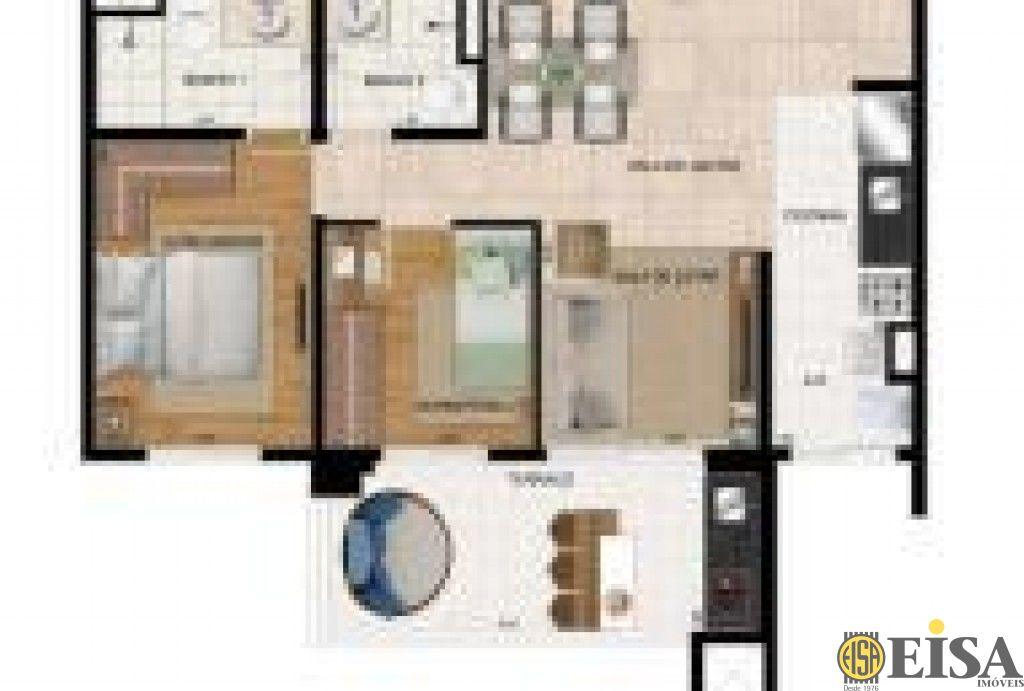 Cobertura de 2 dormitórios à venda em Picanã?o, Guarulhos - SP