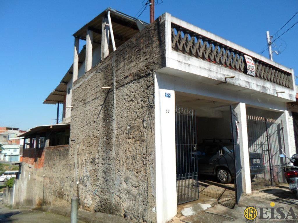 Casa De Condomãnio de 3 dormitórios em Parque Continental Ii, Guarulhos - SP
