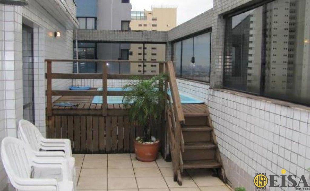 Cobertura de 3 dormitórios à venda em Água Fria, São Paulo - SP