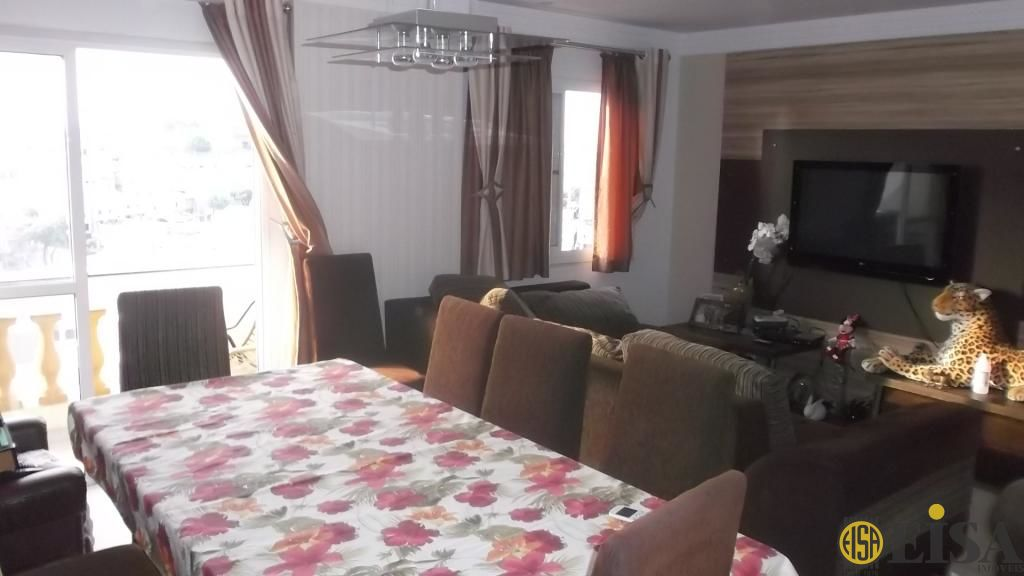 Cobertura de 2 dormitórios à venda em Vila Gustavo, Sã?o Paulo - SP