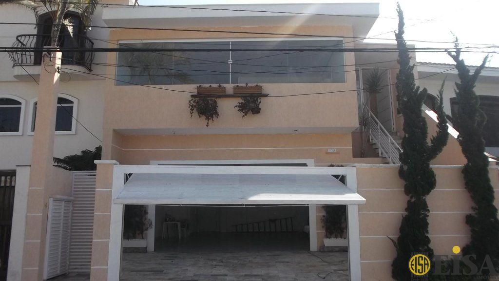 Casa De Condomãnio de 3 dormitórios em Jardim Franca, Sã?o Paulo - SP