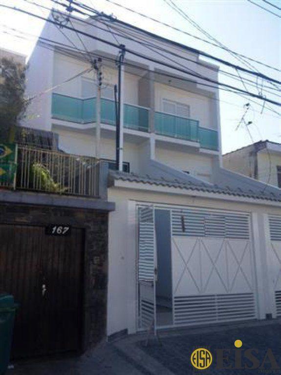 Casa De Condomínio de 2 dormitórios à venda em Vila Isolina Mazzei, São Paulo - SP