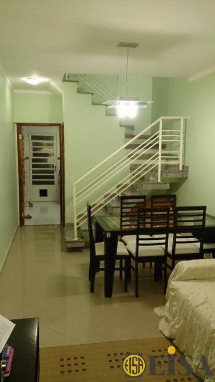 Casa De Condomínio de 2 dormitórios à venda em Parque Casa De Pedra, São Paulo - SP
