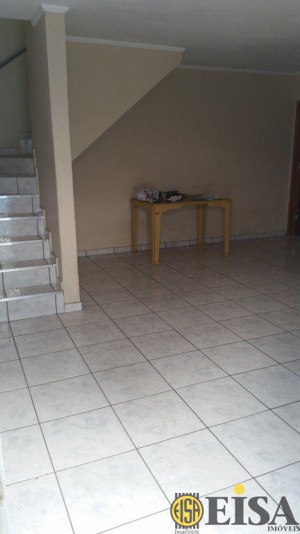 Casa De Condomínio de 2 dormitórios à venda em Jardim Santa Cruz (Zona Norte), São Paulo - SP