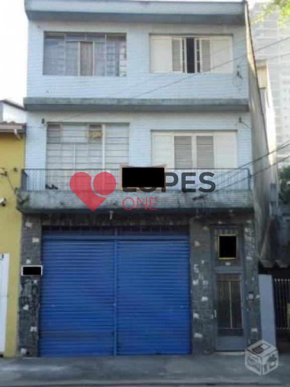 PRÉDIO COM SALÃO E RESIDENCIA