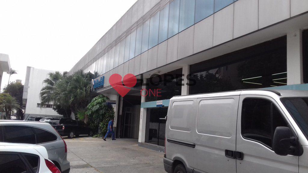 Prédio Comercial na área Parque Industrial Tomas Edison - Barra Funda