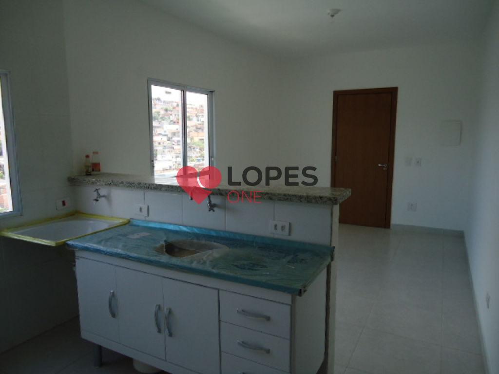 Excelente apto de 2 dormitorios em Itapevi.