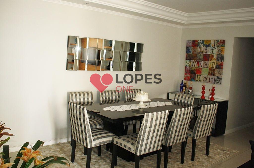 Apartamento para venda em Alphaville com 3 quartos