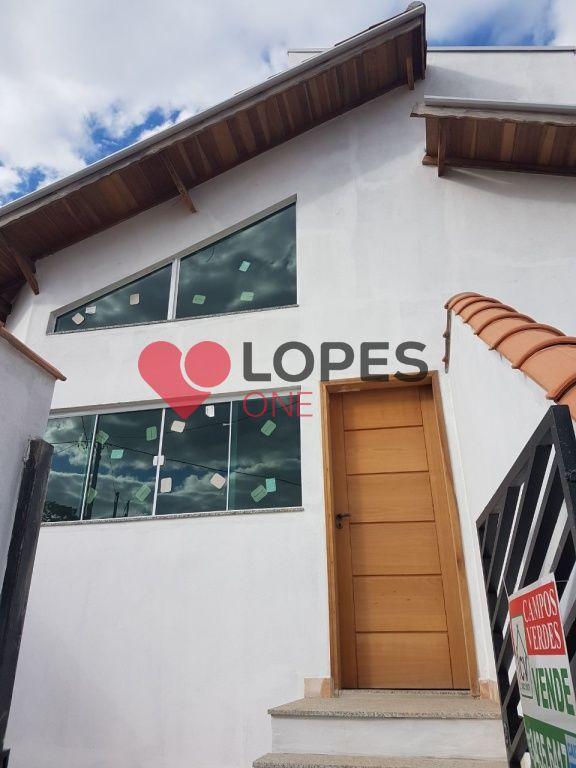 Casa térrea nova à venda em condomínio fechado
