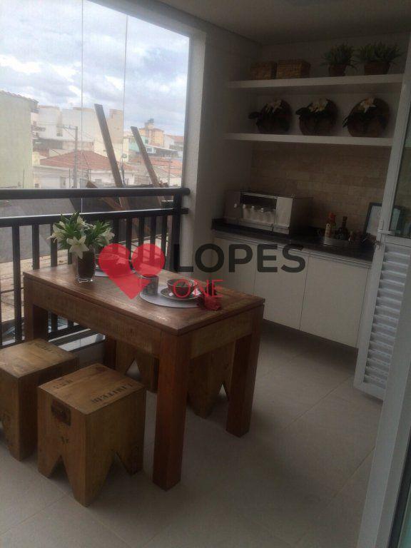 Apartamento 3 dormitórios, suite, 2 vagas e varanda gourmet em Santa Teresinha